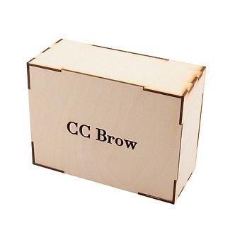 Фирменная коробочка для продукции CC Brow