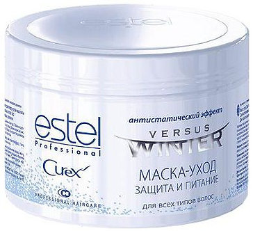 Маска-уход для волос защита и питание Winter 500мл