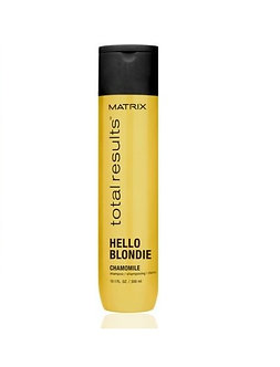 Шампунь для сияния светлых волос Hello Blondie