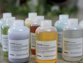 Особенности шампуней Davines