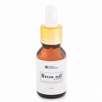 МАСЛО ДЛЯ БРОВЕЙ BROW OIL BY CC BROW, 15МЛ.