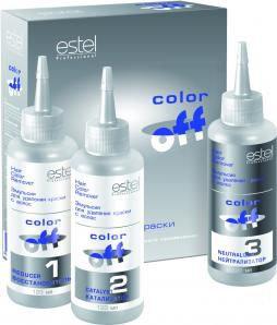Эмульсия для удаления краски с волос Color Off