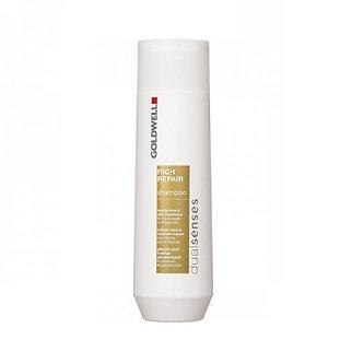 Восстанавливающий крем-шампунь для сухих и поврежденных волос 250мл