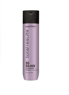 Шампунь для светлых и седых волос So Silver