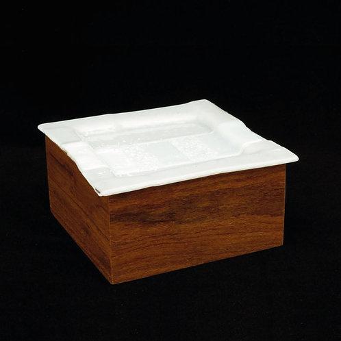 Caixa de Madeira Branca
