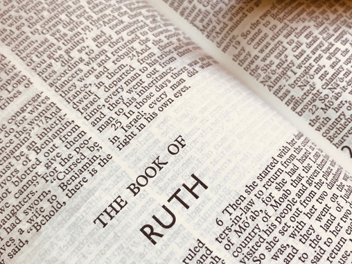 """The 10 Ways Boaz Demonstrated """"Hesed"""" to Ruth and Naomi"""