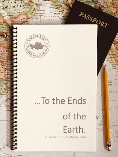 Kazakhstan: Devotional and Journal
