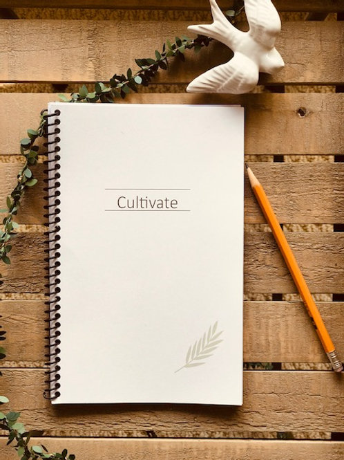 Cultivate Journal