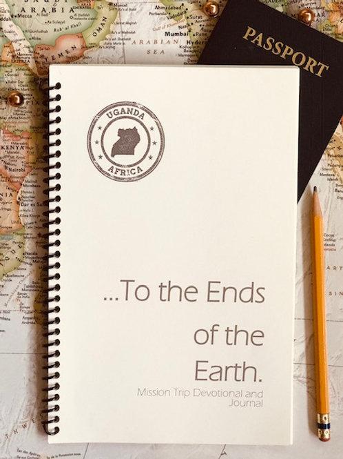 Uganda Trip Devotional and Journal