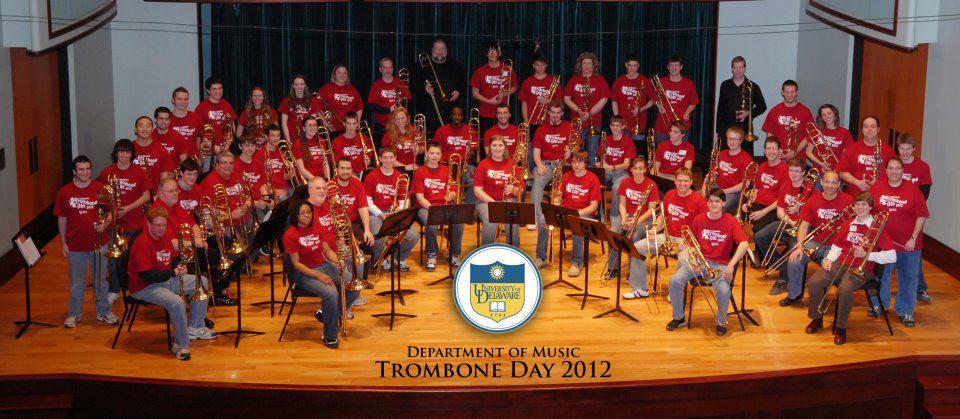 Trombone Day 2012