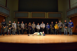2015 Collegiate Regional Choir