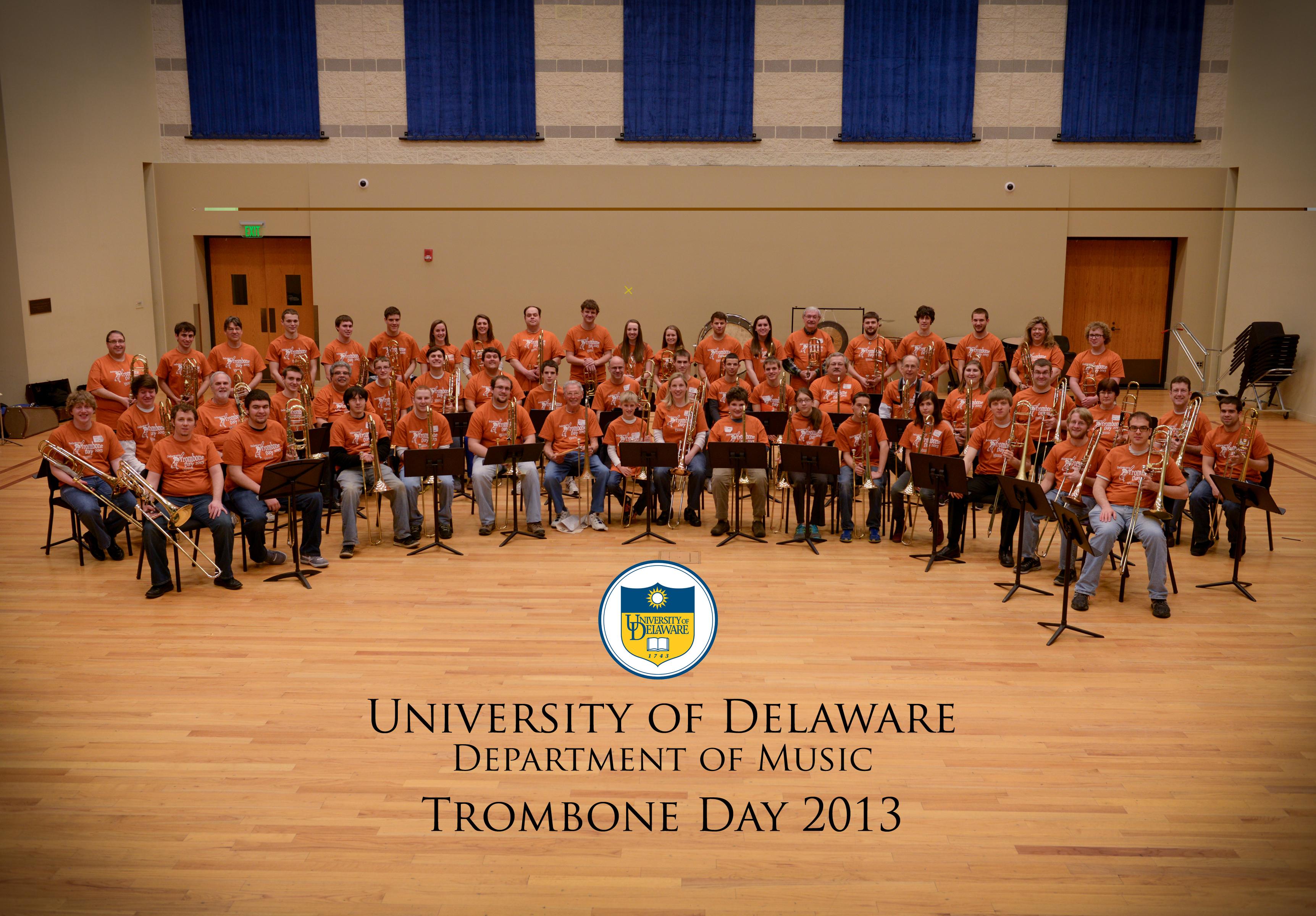 Trombone Day 2013