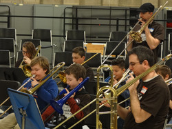 Middle School Rehearsal