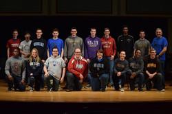 2017 Collegiate Regional Choir