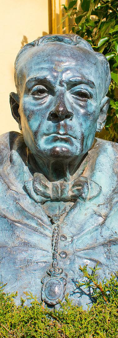 Busto de Mariano del Amo, 1906