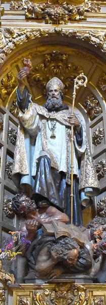 San Agustín de Hipona, 1907