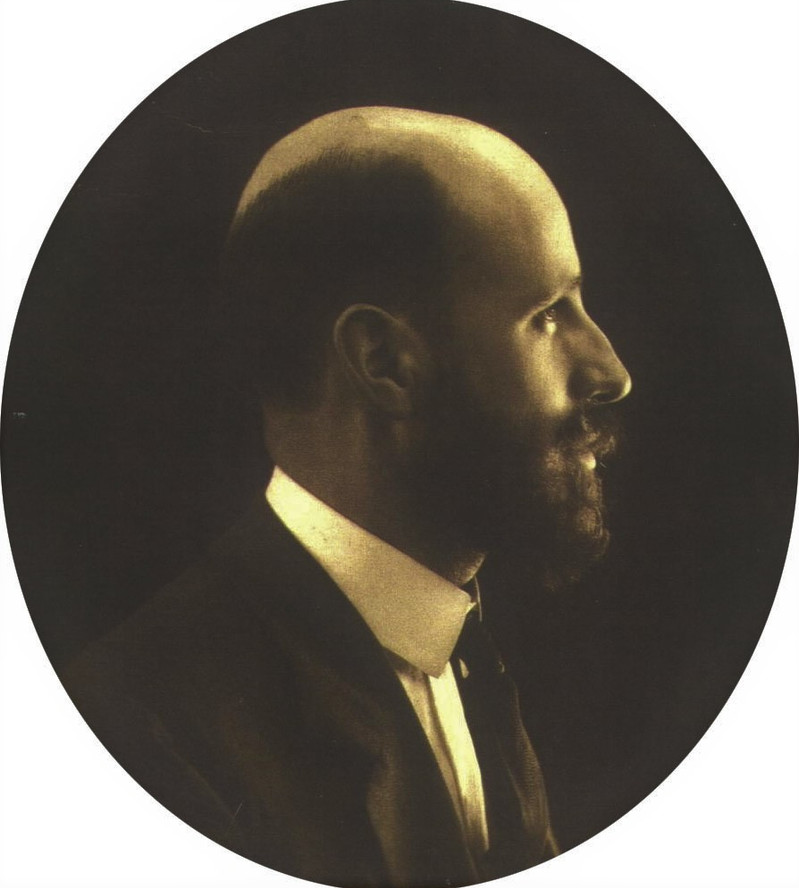 Retrato de José Navas Parejo