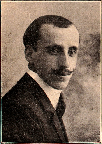 Retrato del joven Pepe Navas