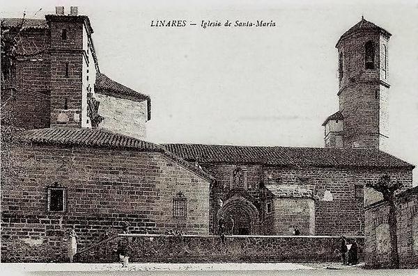 Iglesia-de-Santa-Maria-de-Linares-Antes-