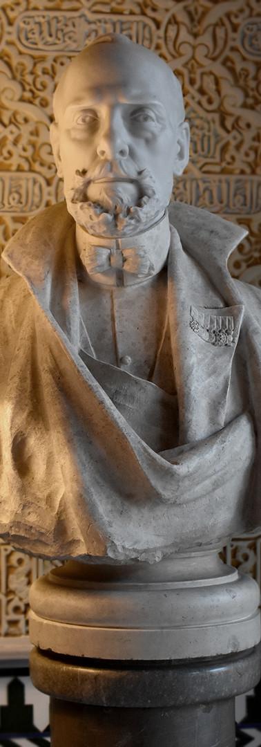 Busto del Duque de San Pedro de Galatino, 1920