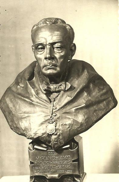 Busto de Mariano del Amo