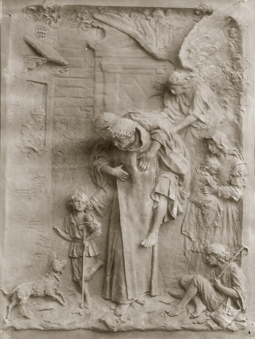 Relieve de San Juan de Dios