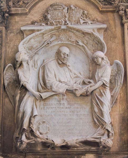 Placa conmemorativa del Centenario del Padre Suárez, 1917