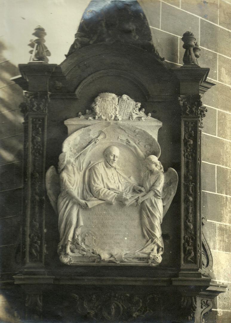 Centenario del Padre Suárez