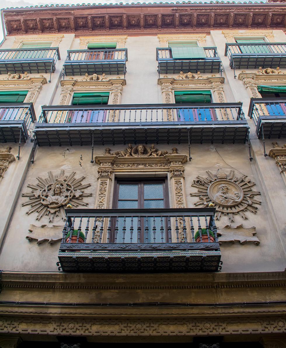 Taller de la calle Álvaro de Bazán