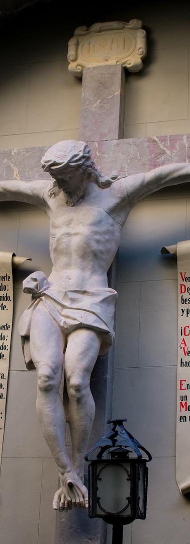 Cristo de las Angustias, 1922