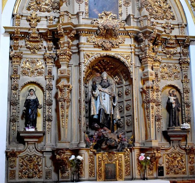 Retablo de San Agustín