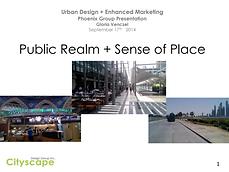 Urban Design + Enhanced Marketing-Phoeni