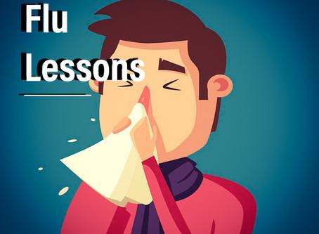 Flu Lessons