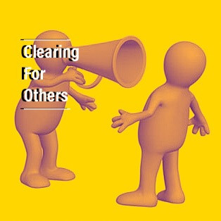 Clearing for Others