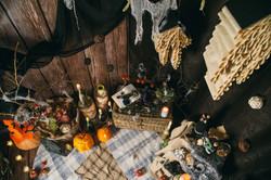 """Фотопроетк """"Ведьминский домик"""""""