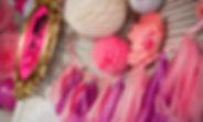 Барби вечеринка, фотозона