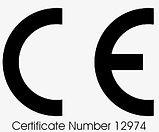 CE Certificate 12974