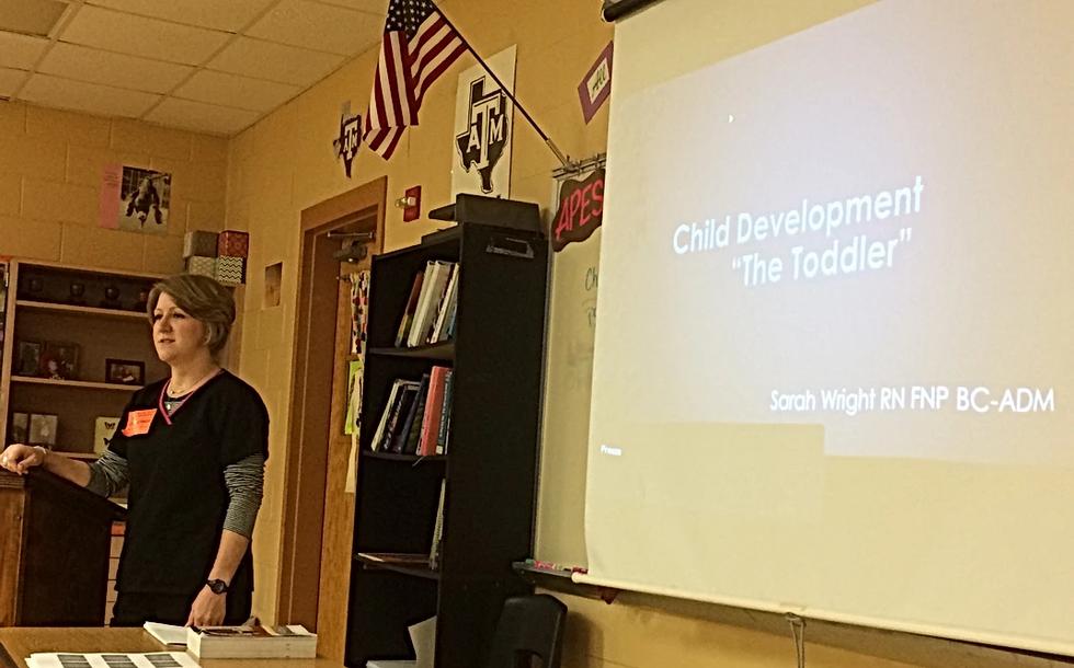 Child Development - Director