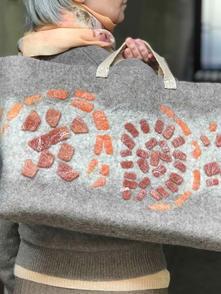 Einkaufskorb çanta