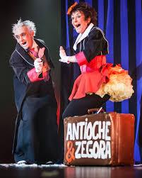 ANTIOCHE et ZEGORA