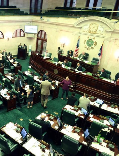 Cámara evalúa cambios a la reforma