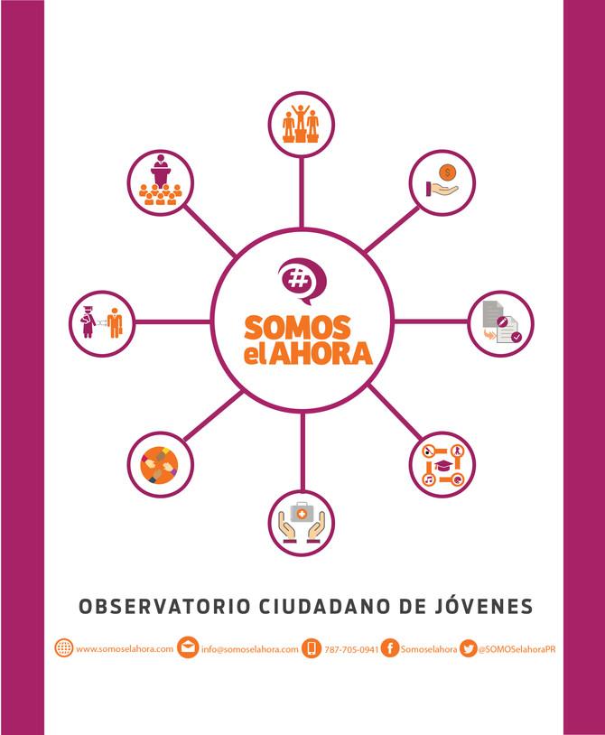 Conoce las propuestas de los jóvenes del Observatorio Ciudadano #SOMOSelAHORA