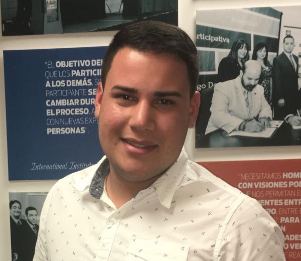 Rolando Cruz, Miembro de #SOMOSelAHORA