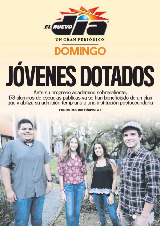 JÓVENES DOTADOS