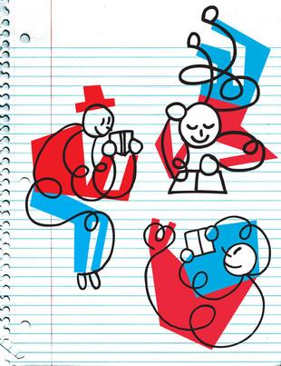Allen-Spetnagel_doodlesonnotebookpaper.j