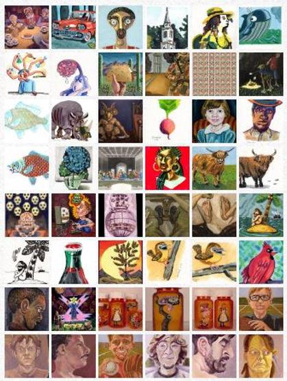 Allen Spetnagel Paintings.JPG