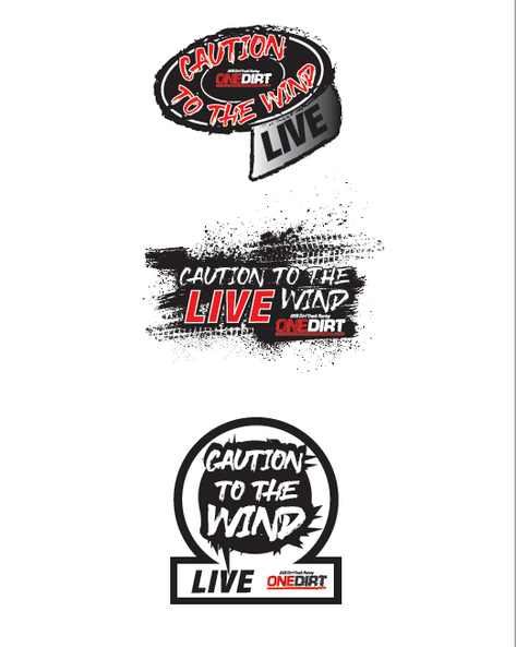 Logo Concept - Caution To The Wind Show