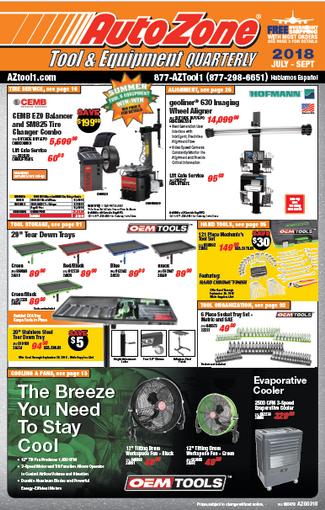 AutoZone Quarterly