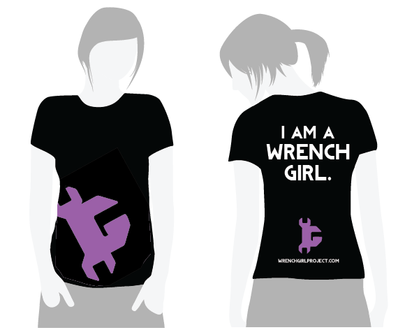 College Thesis - Wrench Girl Project