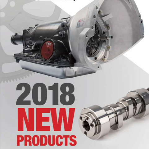Comp New Products 2018